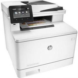 МФУ HP Color LaserJet Pro M477fnw (CF377A)