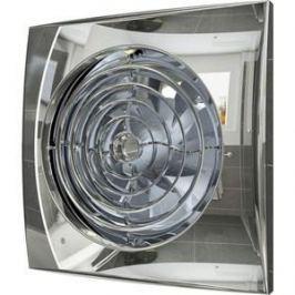 Вентилятор DiCiTi осевой вытяжной с обратным клапаном D 125 декоративный (AURA 5C Chrome)