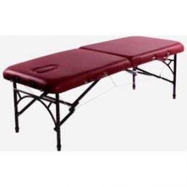 Складной массажный стол Vision Fitness Apollo I Бордовый (Wine)