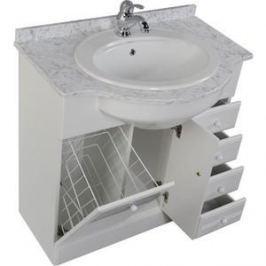 Раковина мебельная Aquanet Марсель (Vidima) белая (168239)