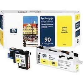 Печатающая головка HP N90 желтая (C5057A)