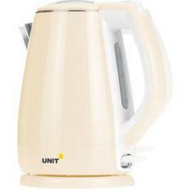 Чайник электрический UNIT UEK-268 бежевый