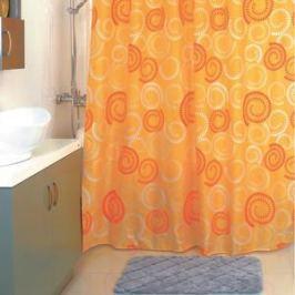 Штора для ванной Milardo Holiday rounds 180x200 см (860P180M11)