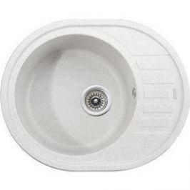 Кухонная мойка Kaiser Granit 62x50x22 белый White (KGMO-6250-W)