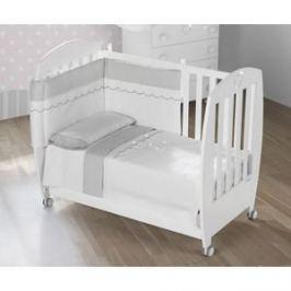 Комплект в кроватку Micuna Valeria 3 предмета 140*70 TX-823 grey