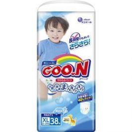 Трусики - подгузники Goon XL 12-20кг 38шт для мальчиков 4902011751406