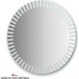 Зеркало FBS Artistica D80 см, с орнаментом - домино, вертикальное или горизонтальное (CZ 0720)