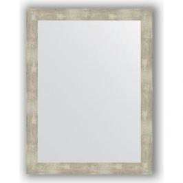 Зеркало в багетной раме поворотное Evoform Definite 64x84 см, алюминий 61 мм (BY 3172)