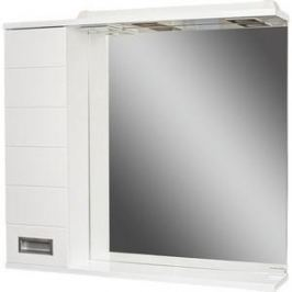 Шкаф-зеркало Домино Cube 80 Эл левый (DC5010HZ)