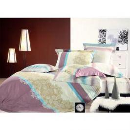 Комплект постельного белья TIFFANY'S secret 2-х сп, сатин, Сонная лощина n50