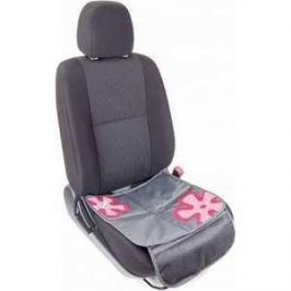 Защитный чехол Смешарики под автокресло на сиденье серый/красный SM/COV-010 GY/RD