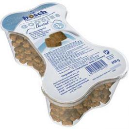 Лакомство Bosch Petfood Goodies Dental в виде маленьких подушечек для собак 450г