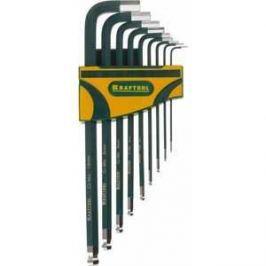Набор ключей шестигранных Kraftool 1.5-10мм 9шт Industrie (27445-H9)