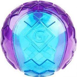 Игрушка GiGwi Ball Squeak мяч с пищалкой для собак 3шт (75326)
