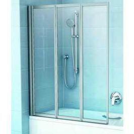 Шторка на ванну Ravak Vs3 130 130х140 см грейп (795V0U00ZG)
