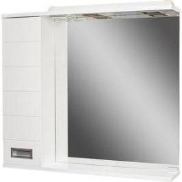 Шкаф-зеркало Домино Cube 65 Эл левый (DC5006HZ)