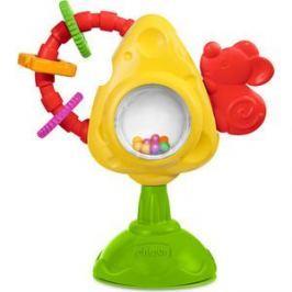 Игрушка для стульчика Chicco Мышка с сыром и крекерами (5832)