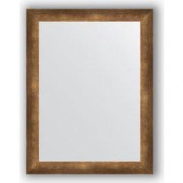 Зеркало в багетной раме поворотное Evoform Definite 66x86 см, состаренная бронза 66 мм (BY 1015)