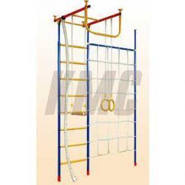 Детский спортивный комплекс Карусель Самсон 2.2 с сеткой + стойка