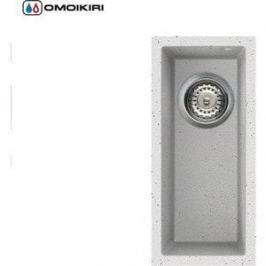 Кухонная мойка Omoikiri Bosen 20-U-EV, 200х440, эверест (4993228)