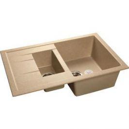 Мойка кухонная GranFest гранит 770x495 (Gf-Q775KL песок)