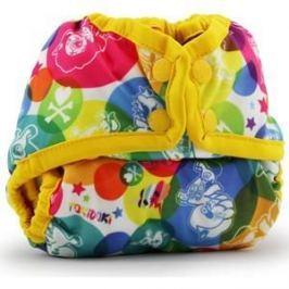 Подгузник для плавания Kanga Care Newborn Snap Cover - tokiCorno/Dandelion