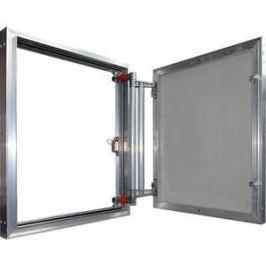 Сантехнический люк ППК Практика EuroFORMAT-R 4 под плитку (ЕТР 50-100)