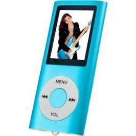 MP3 плеер Perfeo Music I-Sonic blue (VI-M011 Blue)