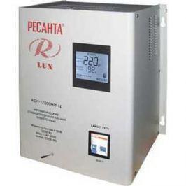 Стабилизатор напряжения Ресанта АСН-12 000 Н/1-Ц Lux