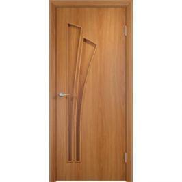 Дверь VERDA Тип С-7(г) глухая 2000х600 МДФ финиш-пленка Миланский орех