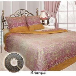 Комплект постельного белья Сова и Жаворонок 1,5 сп, бязь, Индира, n50