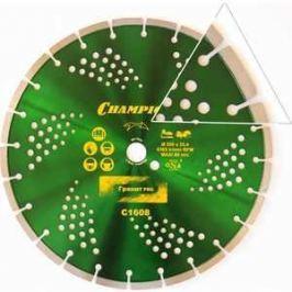Диск алмазный Champion 400х25.4мм Laser Granite (C1607)