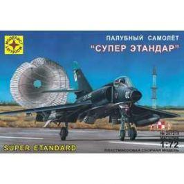 Моделист Модель самолет палубный самолет Супер Этандар, 1:72 207215