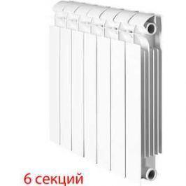Радиатор отопления Global биметаллические STYLE PLUS 350 (6 секций)