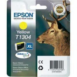 Картридж Epson T1304 B42WD желтый (C13T13044010)