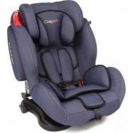 Автокресло Capella Jeans, Isofix, SPS, Blue (синий джинс), S12310 Jeans-134