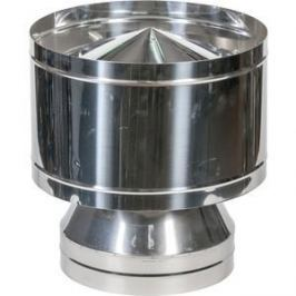 Дефлектор Феникс диаметр 120/200 мм сталь AISI 430 (0.5 нерж.мат./0.5 нерж.зерк.)(02482)