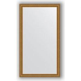 Зеркало в багетной раме поворотное Evoform Definite 74x134 см, золотой акведук 61 мм (BY 1103)