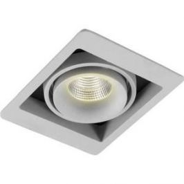 Точечный светильник Donolux DL18615/01WW-SQ Silver Grey/Black