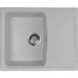 Мойка кухонная AquaGranitEx M-17K 600х490 серый (M-17K 310)