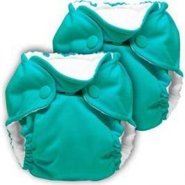 Многоразовый подгузник Kanga Care для новорожденных Lil Joey 2 шт. Peacock (661799592710)