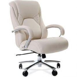 Офисное кресло Chairman 402 PU белое