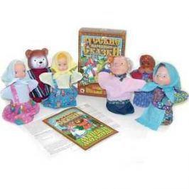 Русский стиль Набор Кукольный театр