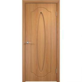 Дверь VERDA Орбита глухая 2000х600 ПВХ Миланский орех