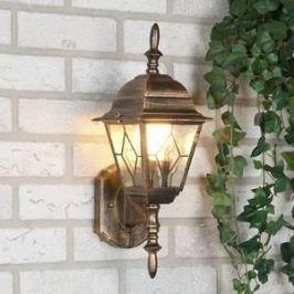 Уличный настенный светильник Elektrostandard 4690389012303