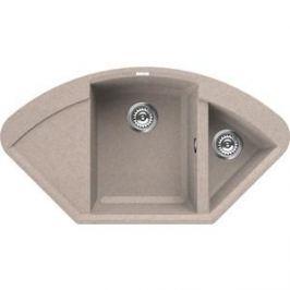 Мойка кухонная Elleci Easy Corner, 1057x575, granitek (51) LGYCOR51