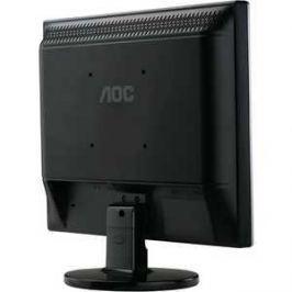 Монитор AOC e719sda Silver-Black