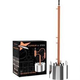 Дистиллятор проточный CuprumSteel Rocket 28 30 л