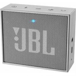 Портативная колонка JBL GO gray