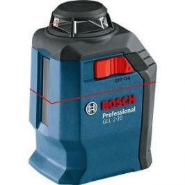 Построитель плоскостей Bosch GLL 2-20 + BM3 + кейс